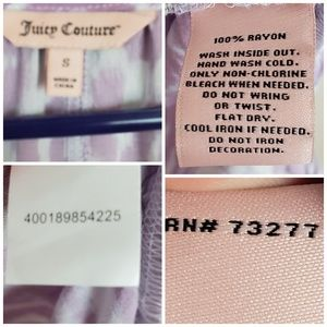 Juicy Couture Tops - Juicy Couture Purple Leapard Blouse •      i19xx